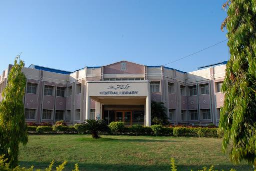 saiyid Hamid Library