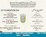 23rd Foundation Day