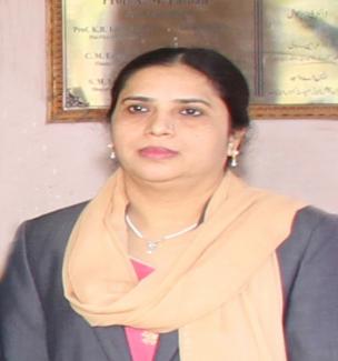 Prof. Saneem Fatima